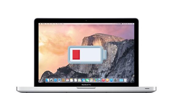 Remplacement de votre batterie par une neuve sur votre MacBook