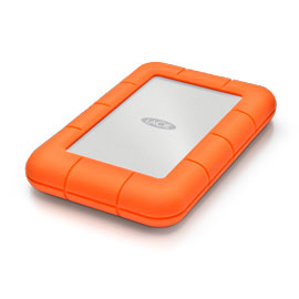 LaCie-Rugged™ Mini