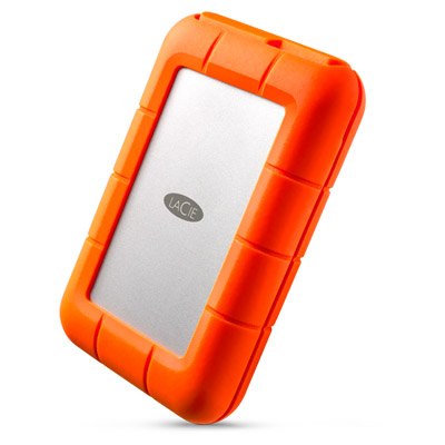 LaCie-Rugged™ RAID