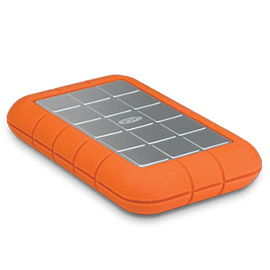 LaCie Rugged™ Triple USB 3.0