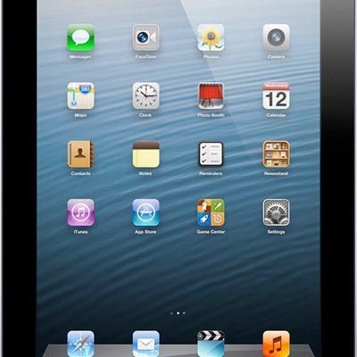 iPad 4e génération d'occasion